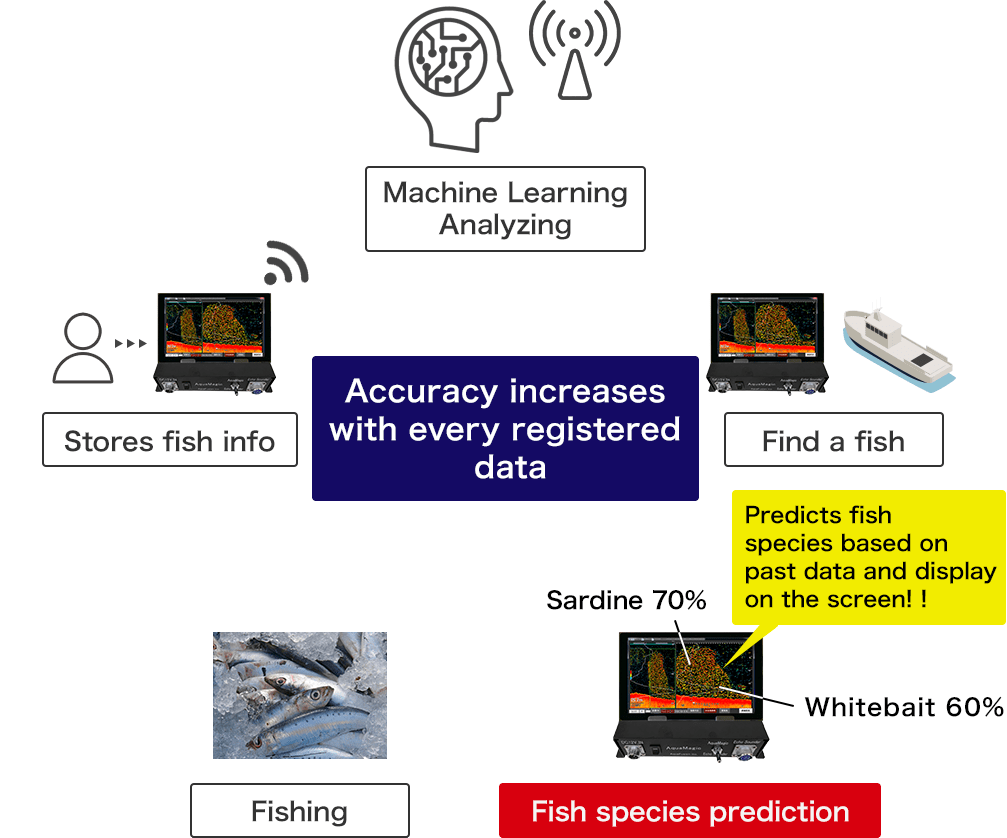 Fish species prediction system